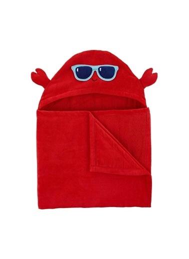 Carters Tamlı Erkek Çocuk Havlu Kırmızı